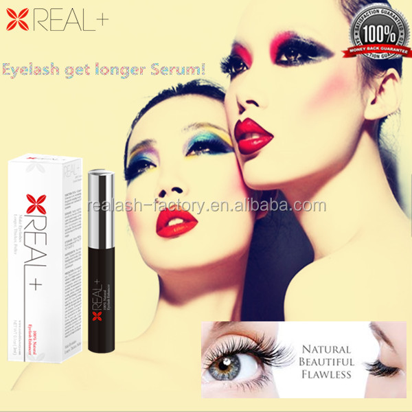 Low investment become a distributor wholesale REAL PLUS eyelash growth serum