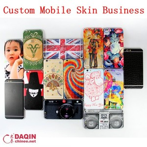 custom mobile skin business vinyl wrap equipment