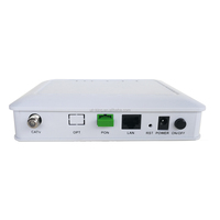 FTTB 1GE+CATV GPON ONT Single Fiber