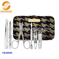 6pcs Stainless Steel Beauty And Personal