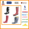 Unisex patterned Long Cv rubber boots universal