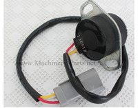 Throttle motor sensor,potentiometer,Positioner for Komotsu PC200-7 excavator