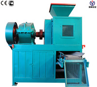 Shanghai Yuke copper sludge briquetting machine/briquette press machine