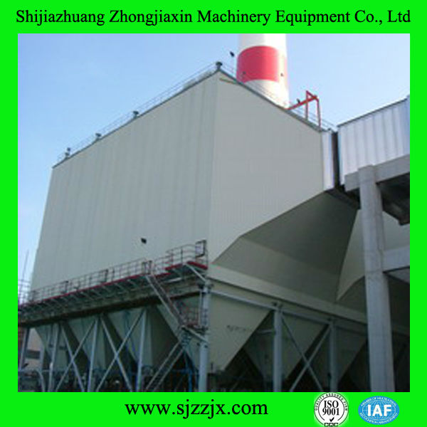 ISO Widely Applied Carbon Steel Dust Collector for non-ferrous metal smelting