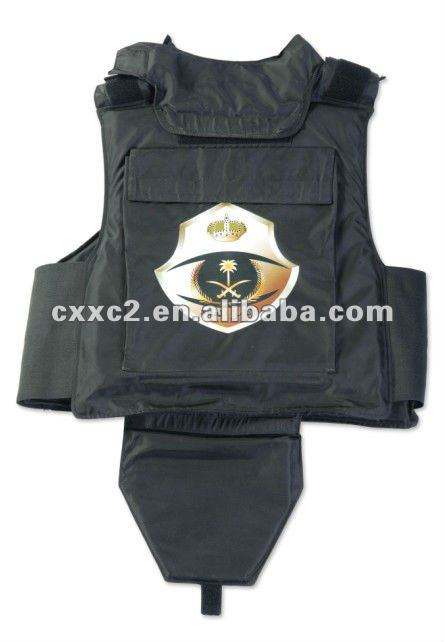 Military Standard Bulletproof vest Level 4 from China Xinxing
