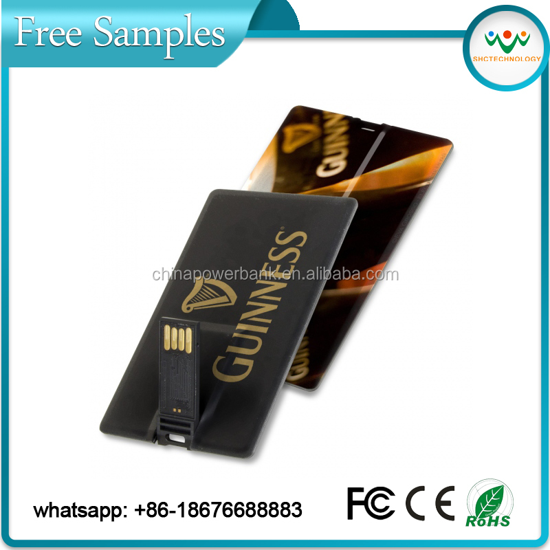 Wholesale Custom Logo & Print USB Flash Drive U Disk