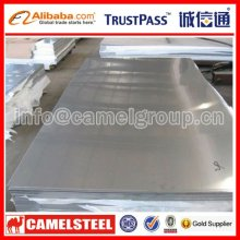 CAMELSTEEL trades of galvanized sheet raw material to Haiti by factory