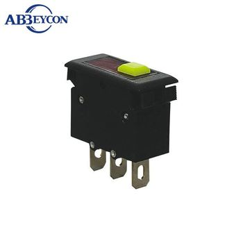 006 IBS-1B good quality ON-OFF motor protection thermal switch thermal reset switch