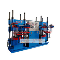 Plastic Hot Pressing Molding Machine Rubber