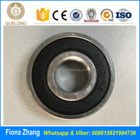 Quelong deep groove ball bearing 6201 bearings 6201-2RS bearing