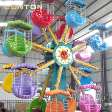 2018 Hot Amusement Park Rides Game Manufacturer Mini Ferris Wheel For Sale