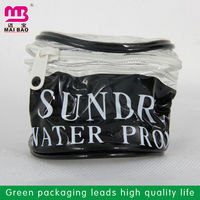 FACTORY SALE ECO PVC bag,clear printed PVC packaging,customized PVC ziplock bag wholesales