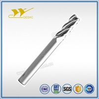 4 Flute Standard Length cutting tool for Aluminum Milling