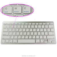 Hot Sale Products in 2017 Top 50 2.4 GHz Wireless Mini Bluetooth Gaming Keyboard for Laptop PC Smart TV Android