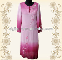 China Abaya Manufacturer Kaftan Factory Muslim Long Dress Abaya Jubah Indonesia