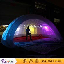 LED lighting inflatable igloo party tent air dome tent for sale