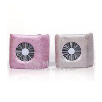 25w electric nail beauty salon 2bags nail dust collector