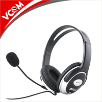 Cheap china headphone Price Computer mobile Headphone with mic & 3.5mm headphone jack