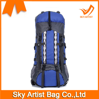 Waterproof Climbing Rucksack Outdoor Made By Factory