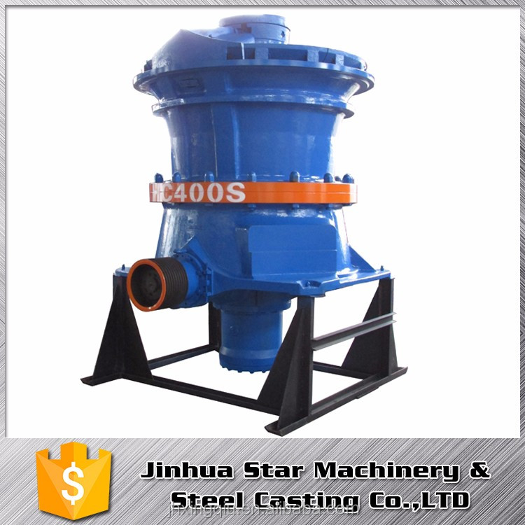 Stone pit Low power consumption OEM tracked crusher