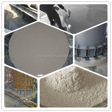 Non-shrink grouting material