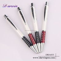 Wholesale market in mumbai metal material custom clip pen