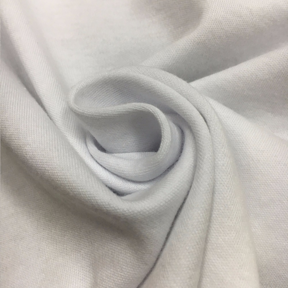 Exceptional Poly/Cotton Shirt 100% Organic Cotton Mesh Fabric