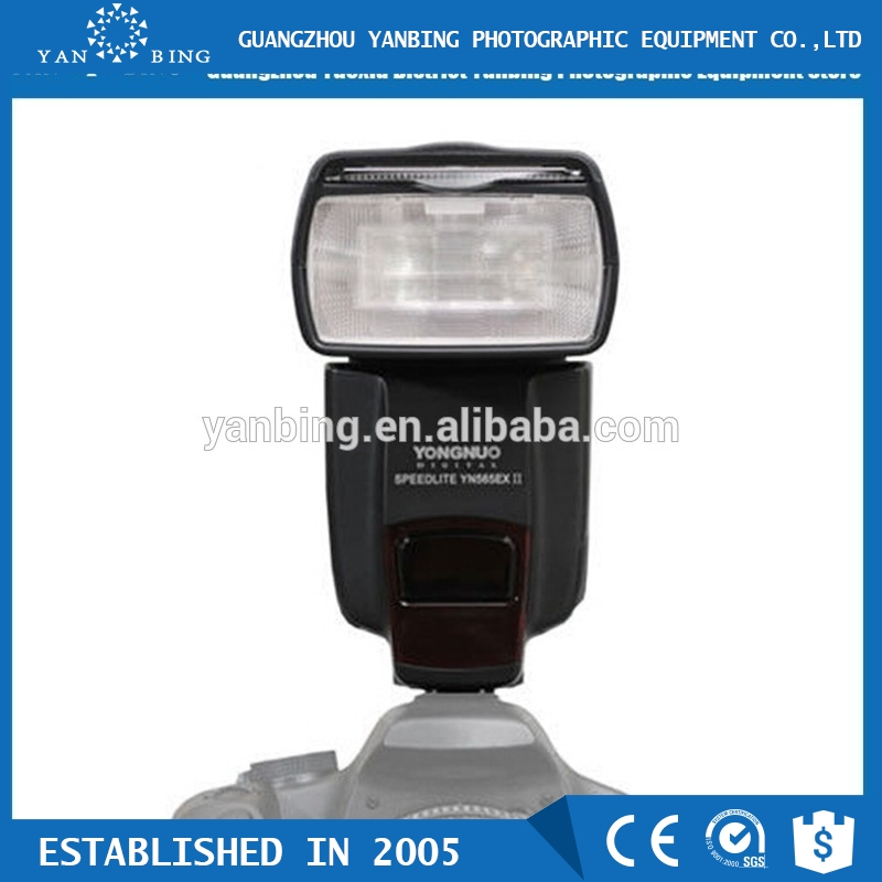YONGNUO wireless TTL flash speedlite YN-565EX II flash for Canon 6D 7D 70D 60D 600D