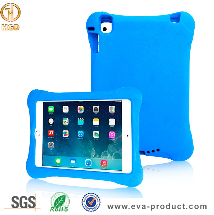 Hot selling drop resistance bumper cover case for ipad mini 4