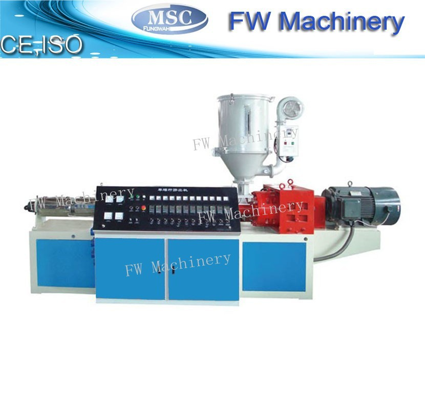 plastic film extruder/extruder machine for silicone tube/ldpe extruder machine