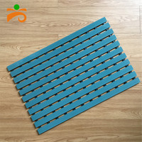Upscale Eco-friendly waterproof bath mat