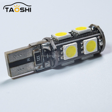 License Side T10 5W Wedge Car Light Canbbus Motor Led Tail Lamp