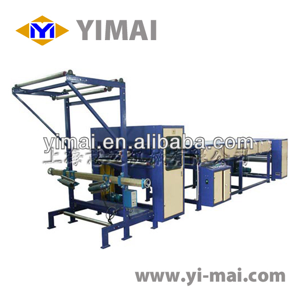 YM61 PE, EVA, EVAL Scattering Interling Coating Machine