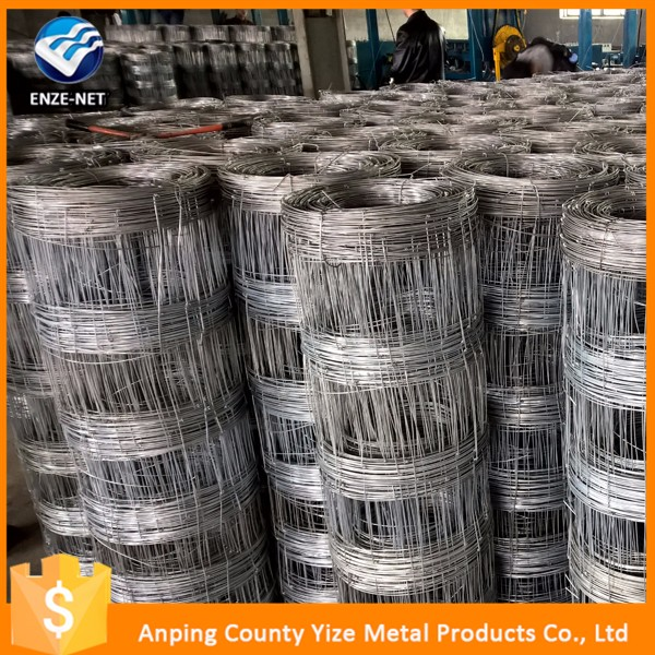 Galvanized Mesh Fence, Fencing For Goats export to Australia export to Australia , New zealand , USA