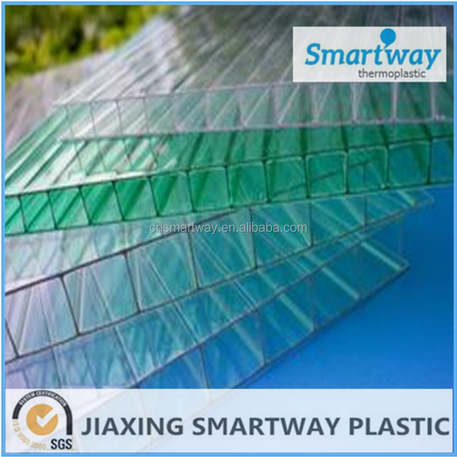 subic plastic Polycarbonate multi-wall sheet