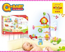 NINIYA Electric musical baby mobile,cheap baby mobile toys wholesale