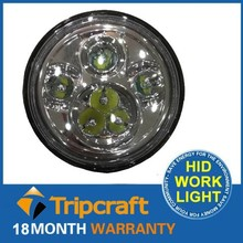 Best Auto Electrical System 6inch LED Offroad Light 60w Off Road flush mount led work lights