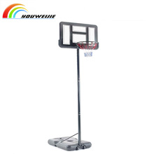 Custom Height Adjustable Portable Basketball Stand System