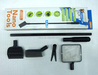 4 in 1 Complete Aquarium Clean Set for Fish Tank