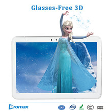 Long Life Span Glasses-free 3D Rugged Tablet PC Android 3G 1920x1080