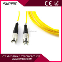 FC-FC DUPLEX SINGLEMODE FIBRE LEAD/PATCH CORD/FIBER OPTIC CABLE