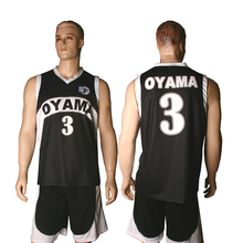 High Quality New Design Sublimation Wholesale Basketball Jersey