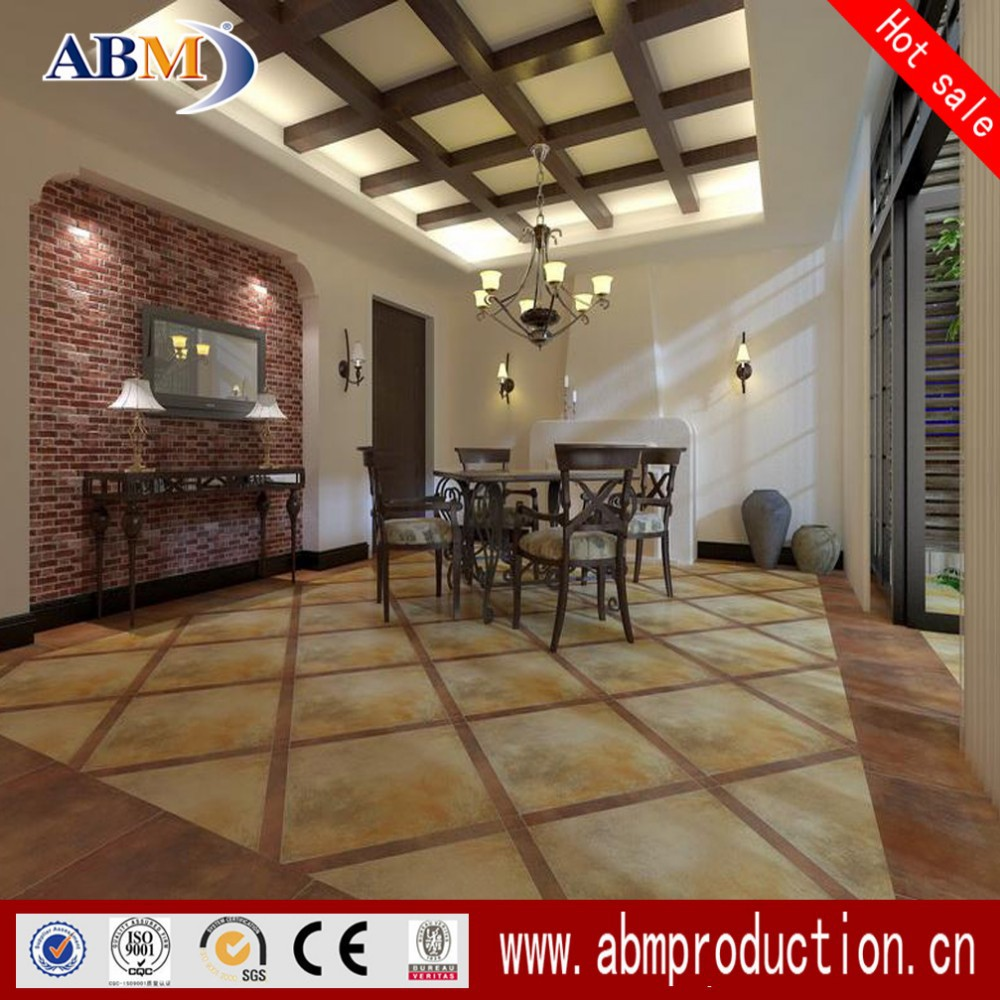 Foshan hot sale building material 600x600mm terracotta outdoor tiles, ABM brand, good quality, cheap price
