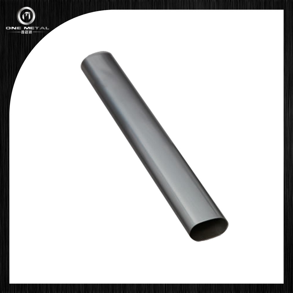 ASTM A554 oval steel pipe oval exhaust pipe oval pipe