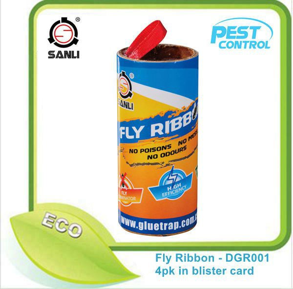 Fly Catcher Ribbon insects glue trap