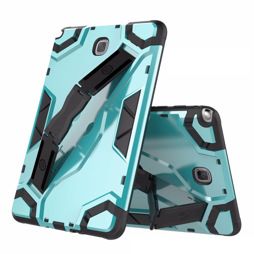 Belt Clip Adjustable Kickstand Armor Protective Tablet Cover Case For Samsung Galaxy Tab A 8.0 T350 T355