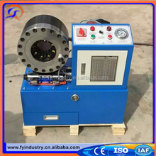 FY68 CXT68 hydraulic air brake hose pressing machine with 10 free mould dies CE