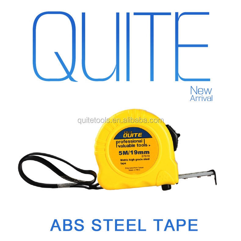 Assist factory direct supply metal stainless steel tape measuring ,tape measure with rubber magentic metric steel ruler