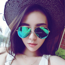 W11013G 2016 new style classic fashion sunglasses for men and women frog mirror Sunglasses wholesale