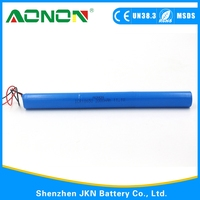 Good quality Rechargeable 12v lithium battery with 5000mAh